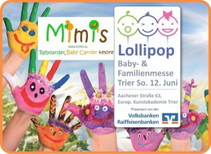 Lollipop Messe Trier